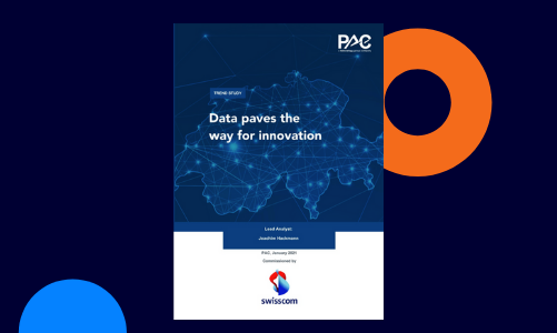 Trend study: Data paves the way to innovation