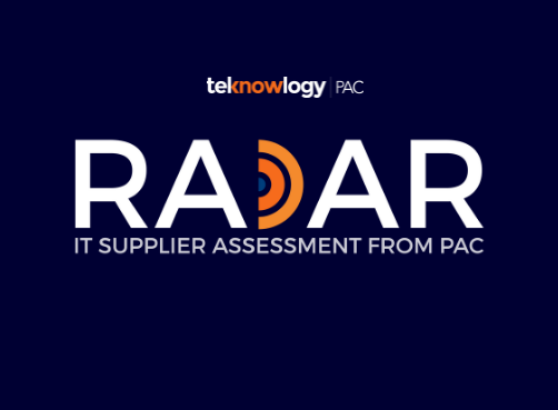 "PAC RADAR ""Platforms for IoT & AR in Europe 2019"""