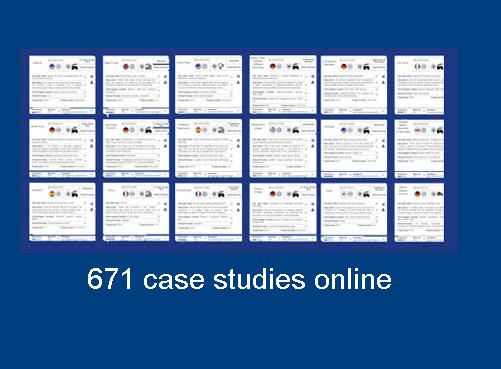 671 case studies online