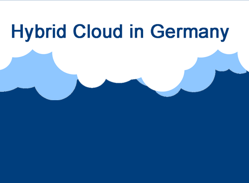 Hybrid Cloud in Germany