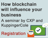 How blockchain will influence your business - A seminar by CXP and KuppingerCole