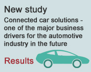 New study: Connected Car in Europe - Strategies and Technologies for Connected Driving