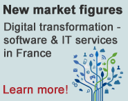 New market figures - Digital transformation & IT services in France