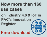 Innovation register Industry 4.0 & IoT - Now more than 160 use cases