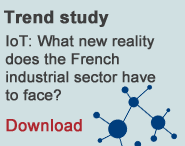 Trend study: IoT: What new reality does the French industrial sector have to face?