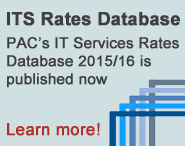 IT Services rates database 2015/16