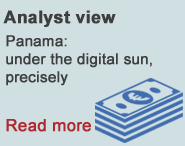 Analyst view: Panama - under the digital sun, precisely