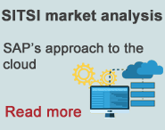 SAP's approach to the cloud - SITSI market analysis