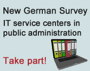 New German Survey - IT service centers in public administration