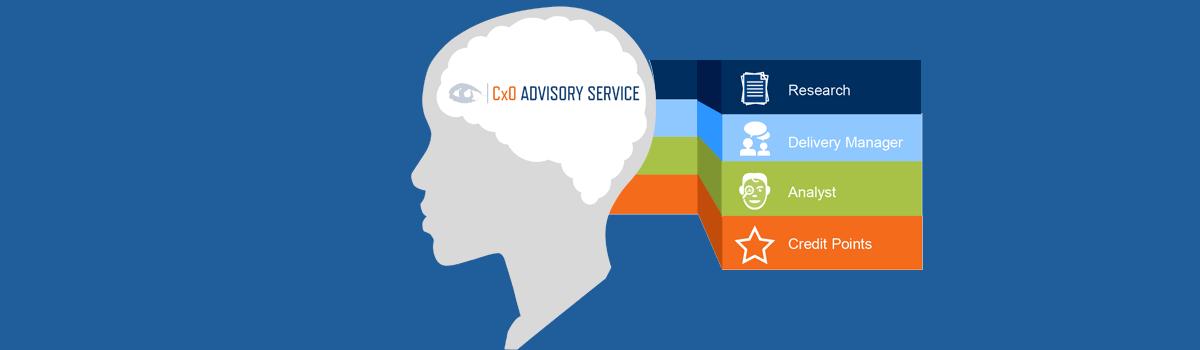 """CxO Advisory Service - Ihr persönlicher """"Advisor auf Augenhöhe"""""""