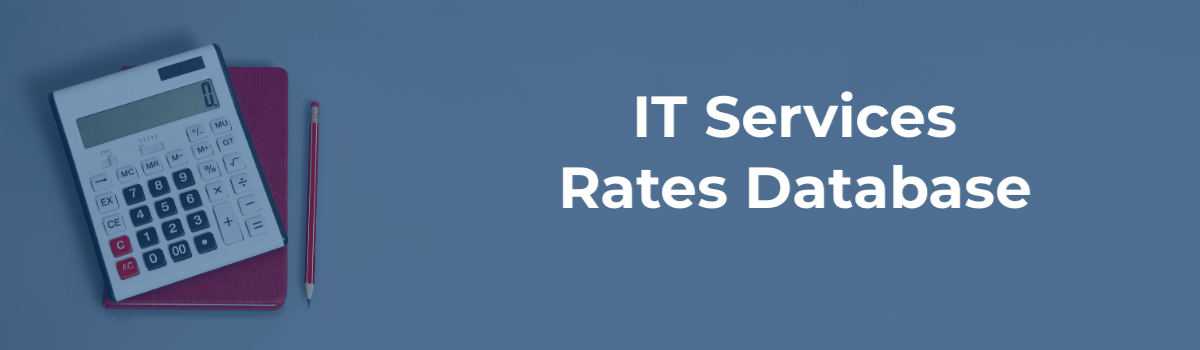 IT Rates Database