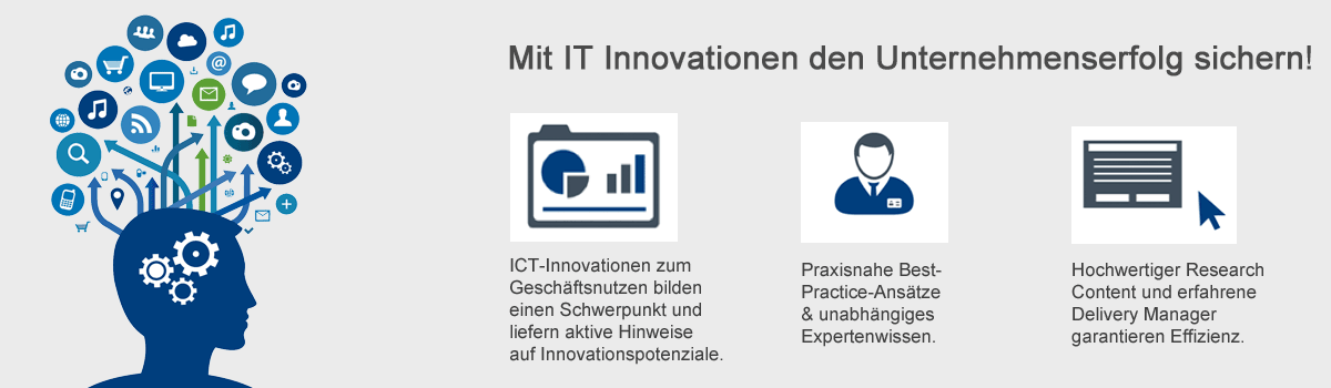 CxO Innovation Platform Germany - Mit IT Innovationen den Unternehmenserfolg sichern!