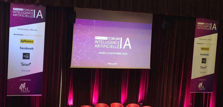 Deuxième Forum IA : l'Europe doit se réinventer... mais ce ne sera pas facile