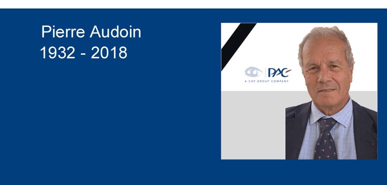 Pierre Audoin, fondateur de PAC et pionnier du numérique, nous a quittés…