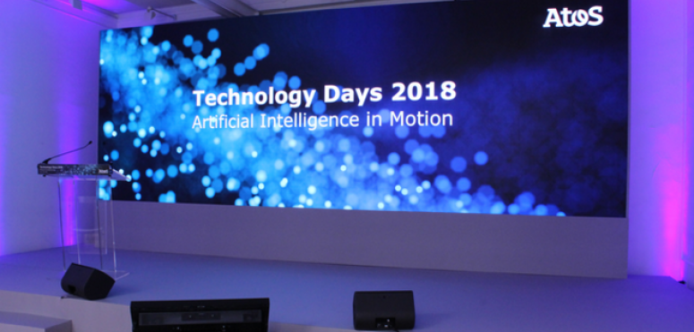 "Atos Technology Days: ""AI is not a Big Bang, but a revolution"""