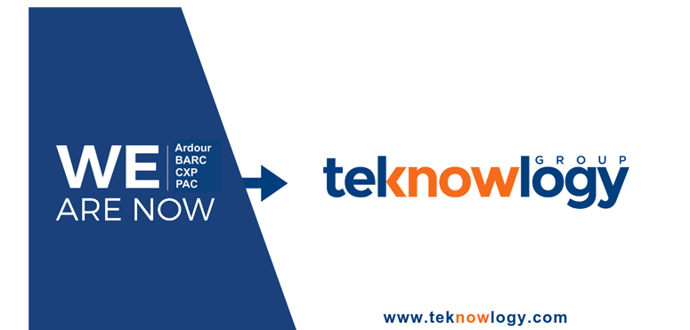 We are now teknowlogy Group