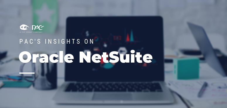 Oracle NetSuite: cloud ERP with both a vertical and local flavor