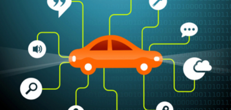 Connected car solutions will become one of the major business drivers for the automotive industry in the future