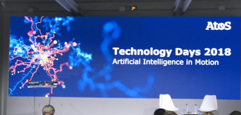 Atos se dope à l'intelligence artificielle