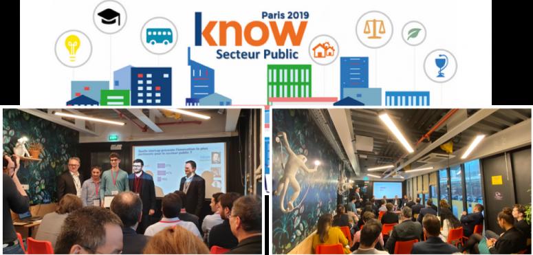 Know secteur public : une transformation numérique bien entamée
