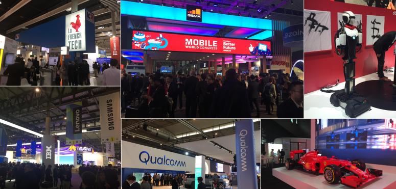 Mobile World Congress 2018 : les écosystèmes à la pointe de l'innovation