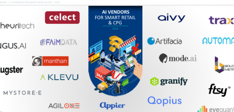 teknowlogy dévoile ses mappings : AI vendors of tomorrow