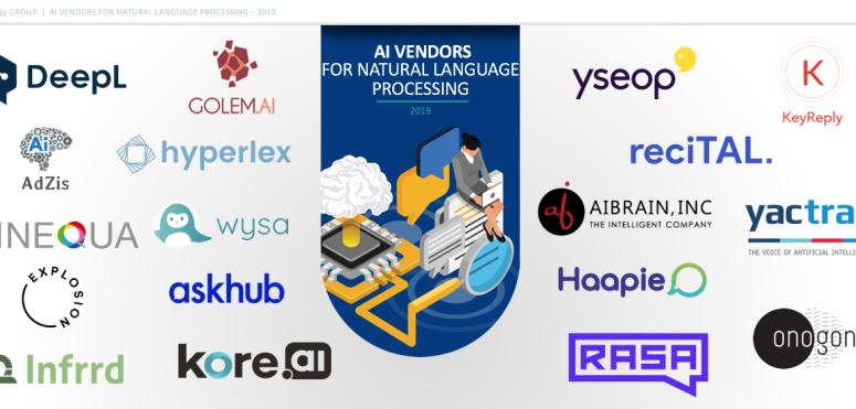 "teknowlogy unveils its ""AI vendors of tomorrow - fundamentals"" mappings"