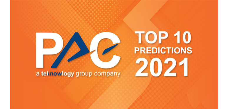 PAC Predictions 2021: Employee-centric new work style and digital workplace