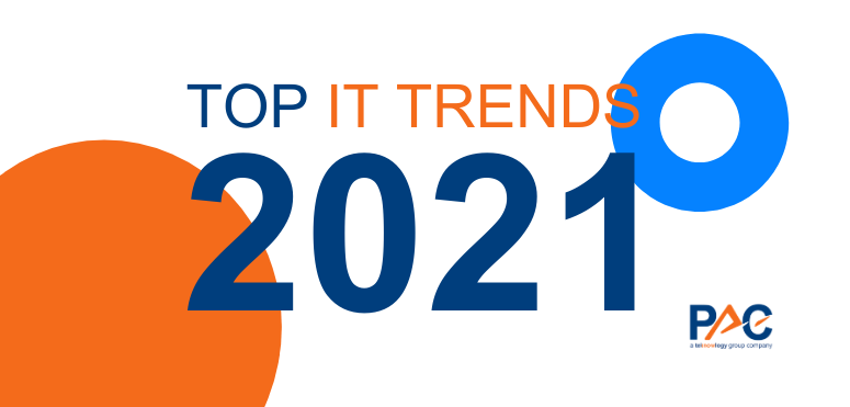 Top IT trends 2021 - PAC´s forecast for the software and IT services market
