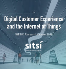 Digital Customer Experience and the Internet of Things