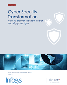 PAC white paper on cyber security transformation