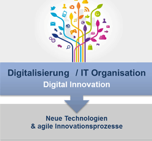 Digitalisierung / IT Organisation