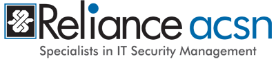 Premium sponsor Reliance acsn - Managing Security in the Digital Era