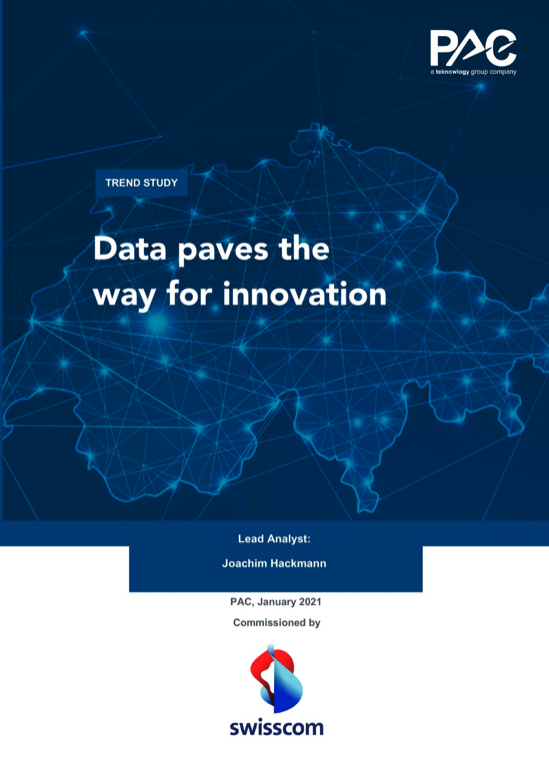 Data paves the way to innovation_trend study_PAC_swisscom