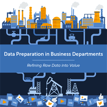 Trend study: Data Preparation in Business Departements